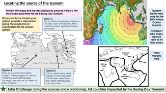 Ks3 tectonic hazards sow by ploguey teaching resources tes boxing day tsunamipptx 6 gumiabroncs Choice Image