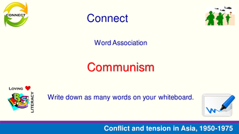 Aqa Gcse History Conflict In Asia Section 2 L5 Communism And