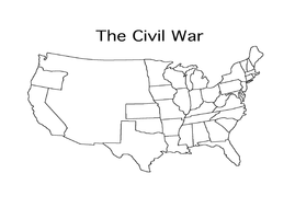 American Civil War -Black Peoples of America on world war i outline map, war of 1812 map, afghanistan outline map, ring of fire outline map, cold war outline map, france outline map, holocaust outline map, united states outline map, exploration outline map, vietnam war outline map, american history outline map, iraq outline map, ww2 outline map, africa outline map, germany outline map, japan outline map, sectionalism outline map, world war ii outline map, historical outline map, spanish american war outline map,