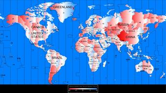 Map Of America Ks2.Locational Knowledge Ks2 Unit Of Work