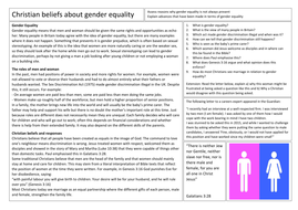 10---Christian-beliefs-about-gender-equality.docx