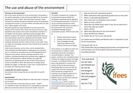 3---The-use-and-abuse-of-the-environment-Islam-worksheet.docx