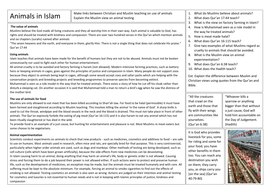 5---The-use-and-abuse-of-animals-Islam-worksheet.docx