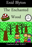 Reading Enid Blyton The Enchanted Wood