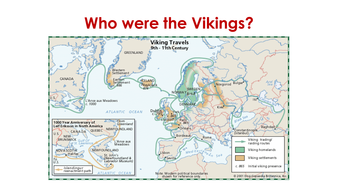 Viking OCR SHP lessons / revision material