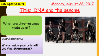 AQA new specification-DNA and the genome-B12.3 TRILOGY
