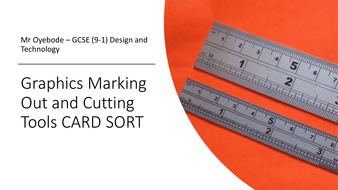 Graphics-Marking-Out-and-Cutting-Tools-CARD-SORT.pptx