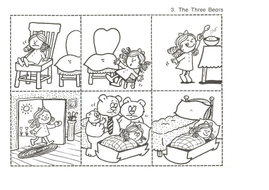 Goldilocks and the three bears sequencing by