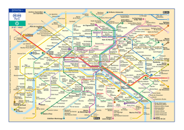Paris Metro Map And Questions By Rachelecross Teaching Resources Tes