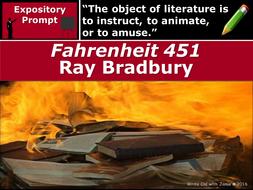 an analysis of fahrenheit 451 by ray bradbury