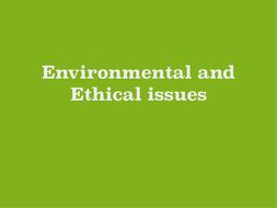 igcse business studies ethics in business by kavitaantoni