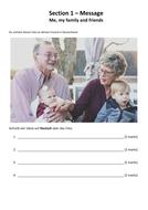 Free sample of German GCSE writing workbook