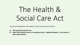 The-Health---Social-Care-Act-2012.pptx