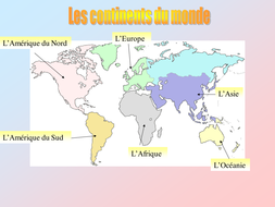 Map Of France Rivers And Mountains.World Europe France By Welshbac Teaching Resources