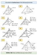 Geometry  Surface Area 2   Surface Area of Pyramids    resources  by further Surface Area Worksheets With  s Surface Area Of Triangular Prism moreover Surface Area And Volume 7th Grade Math Worksheet besides Surface Area And Volume Of A Pyramid Worksheet The best worksheets in addition Geometry Worksheet  Surface Area of Pyramids and Cones by My furthermore Volume Worksheets moreover  in addition Volume And Surface Area Of Prisms And Pyramids Discovery Worksheet as well Surface area of prism and pyramid worksheet together with Volume Of Pyramid Worksheet Surface Area Of Pyramids And Cones likewise  in addition pyramid worksheet – paintingmississauga moreover Surface Area Of Prisms And Pyramids Math The Volume And Surface Area furthermore Volume Of Prisms And Pyramids Worksheets Geometry Worksheets Surface furthermore  also Math Surface Area Worksheets Prisms Pyramids Cylinders Cones Surface. on surface area of pyramids worksheet
