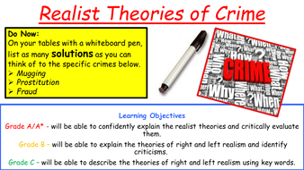 L1-Realist-Theories-of-Crime-PowerPoint.pptx