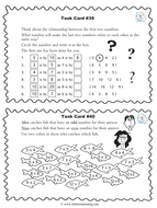 ELA and Math Task Cards: Test Prep by Little_Tots_Learning