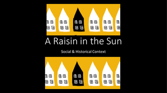 a raisin in the sun society Walter's main purpose in a raisin in the sun is to symbolize the african american families that make numerous amounts of unreasonable gambles, which lead to failure walter is blinded by ignorance and fails to achieve success because american society safeguards the inner wealth that they want the white male to obtain.