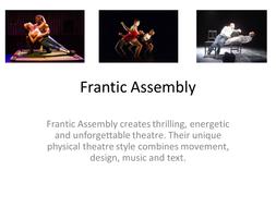 Frantic-Assembly.pptx