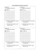 Inequalities on Graphs A Level 2017