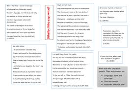 othello quotation sheet by katsz teaching resources tes