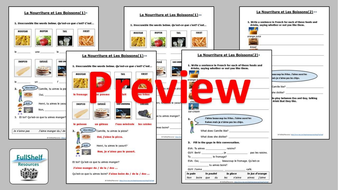 French-Food-and-Drink-Worksheets-Preview..pdf