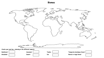 Biomes map by krisgreg30 teaching resources tes biomes mappdf gumiabroncs Images