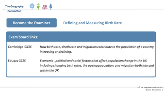 Become-The-Examiner-1-Describing-and-Measuring-Birth-Rate-Presentation.pptx