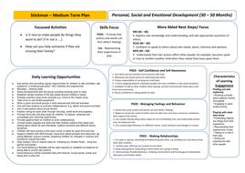 reception medium term planning literacy