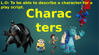 Playscripts-Lesson-4---Characters.pptx