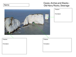 21---Caves--Arches-and-Stacks---Old-Harry-Labelling.ppt