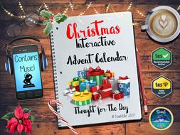 Tutor-Time-Advent-Calendar.pptx