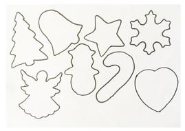 Elements of (Christmas) Art: Shape (Cookie Cutter Shape ...