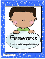 Fireworks: Facts and Comprehension (Guy Fawkes, Bonfire Night)