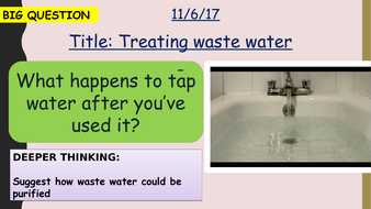 AQA new specification-Treating waste water-C12.3