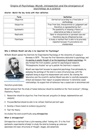 Origins-of-Psychology-sheet.docx
