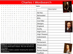 Wordsearch-History-Charles-I.pptx