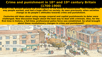 Edexcel GCSE Crime & Punishment, Topic 3: 18th and 19th Cent Britain, L1: Highway Robbery & Poachers