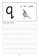 34.-Simple-small-letter-q-line-worksheet-sheet-with-picture.pdf