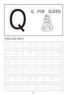 17.-Simple-capital-letter-Q-line-worksheet-sheet-with-picture.pdf