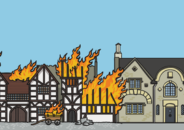 The Great Fire of London Resource Pack KS1 | Teaching Resources