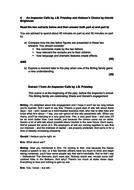 OCR GCSE English Literature Paper 1