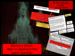 CC-Lesson-3--Marley's-Ghost-AQA-Extract-Analysis.ppt