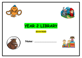 Year 2 Library