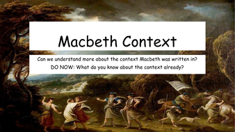 Macbeth-Context-COVER-LESSON.pptx