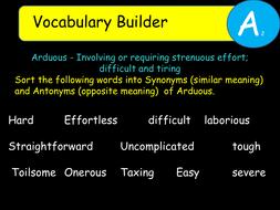 Vocabulary-Builder-A2.ppt