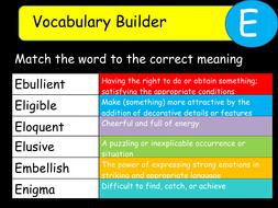 Vocabulary-Builder-E.ppt