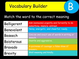 Vocabulary-Builder-B.ppt