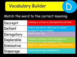 Vocabulary-Builder-D.ppt