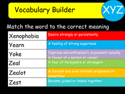 Vocabulary-Builder-XYZ.ppt